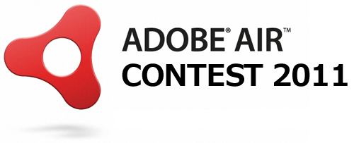 ADOBE AIR CONTEST 2012
